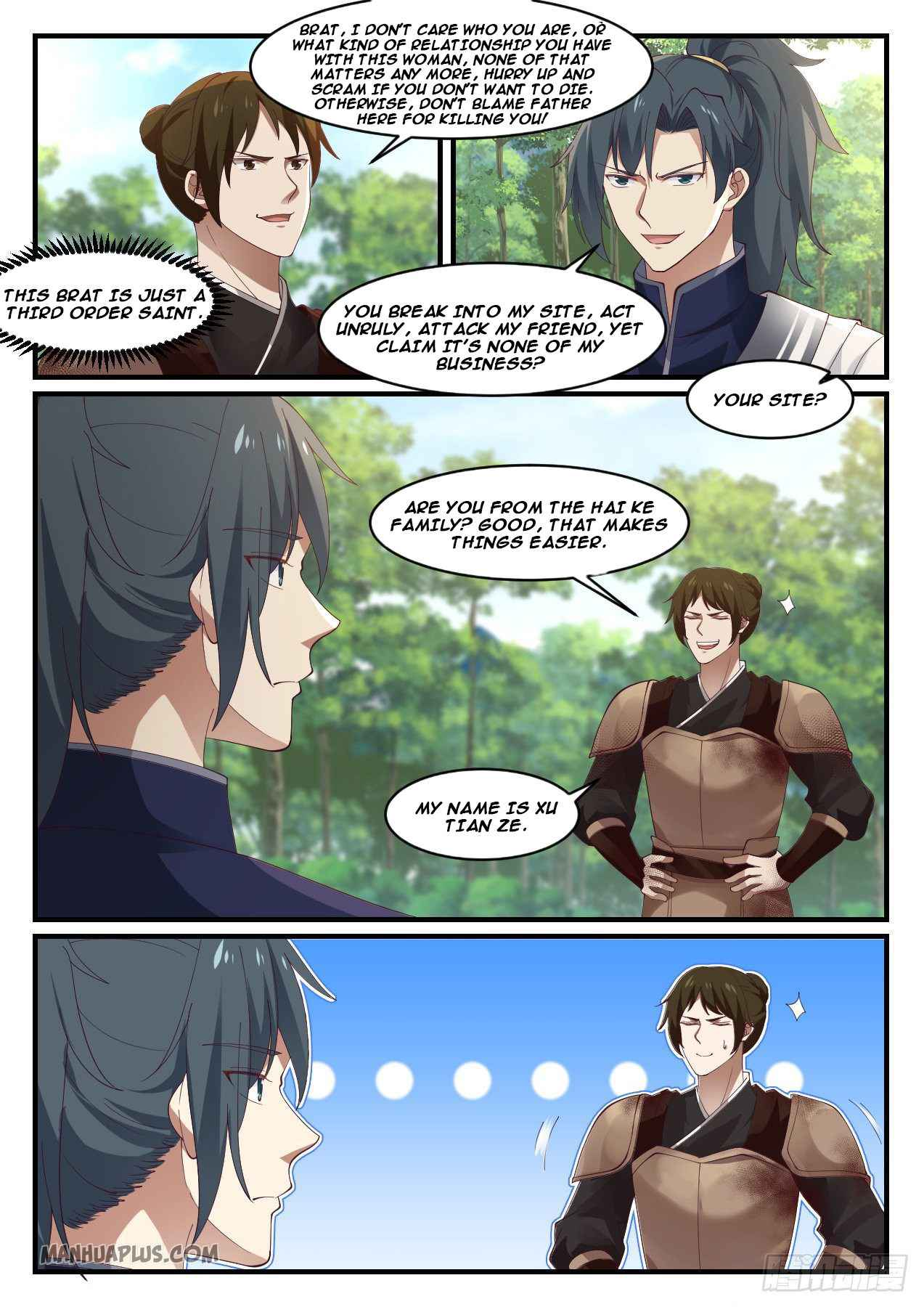 Martial Peak - chapter 1002-eng-li