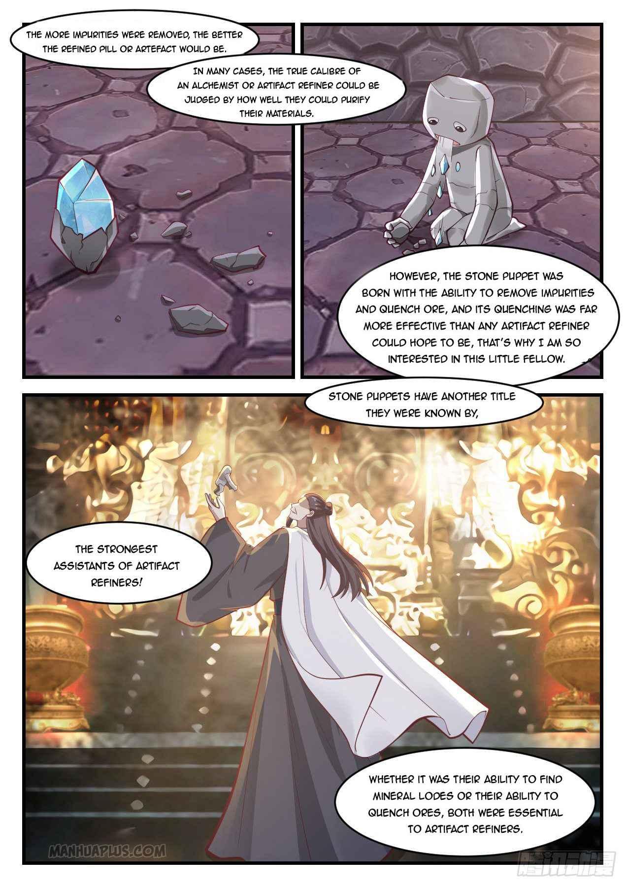 Martial Peak - chapter 1009-eng-li
