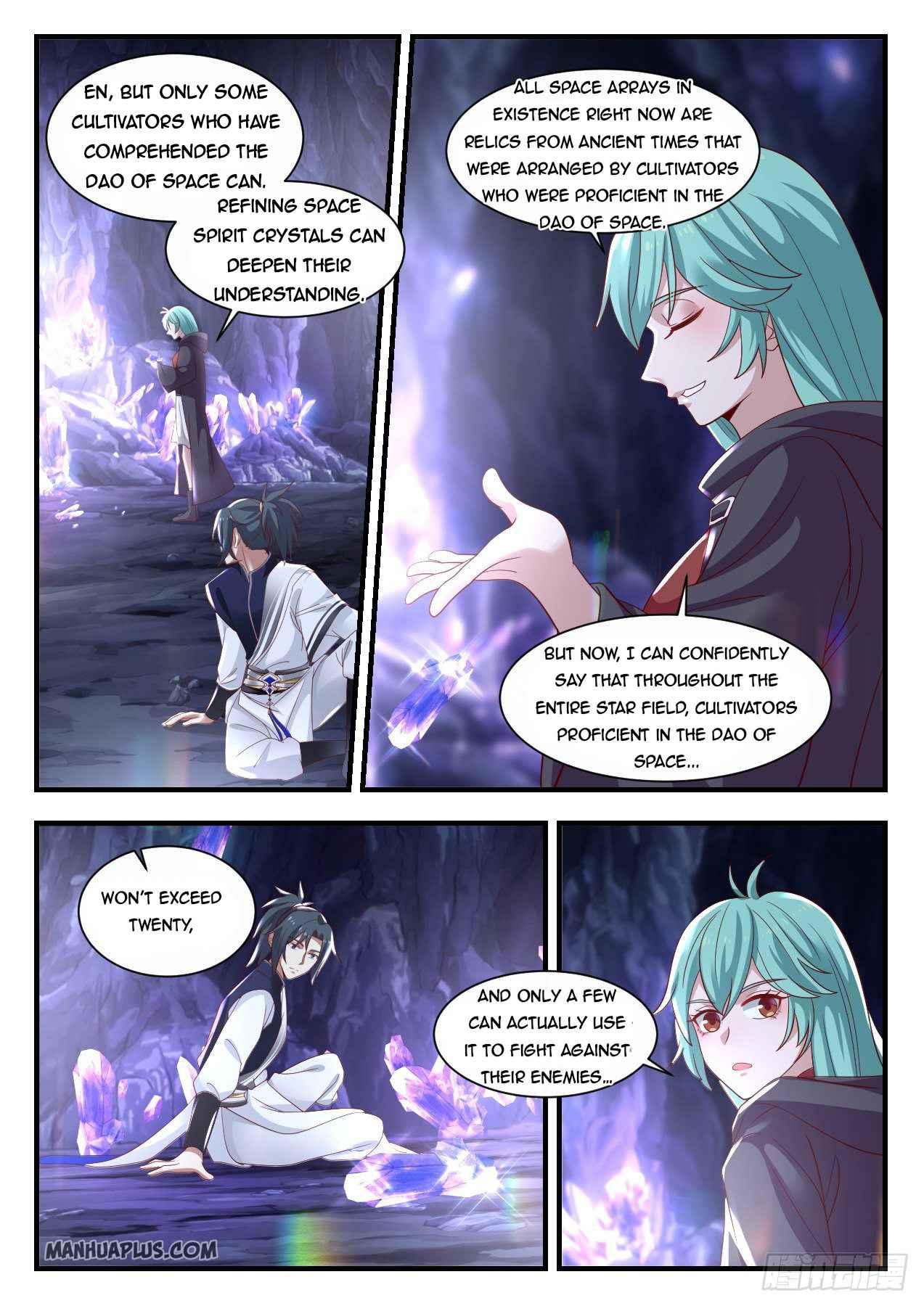 Martial Peak - chapter 1011-eng-li