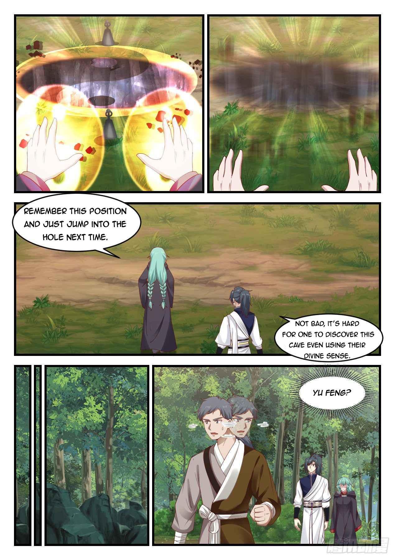 Martial Peak - chapter 1012-eng-li