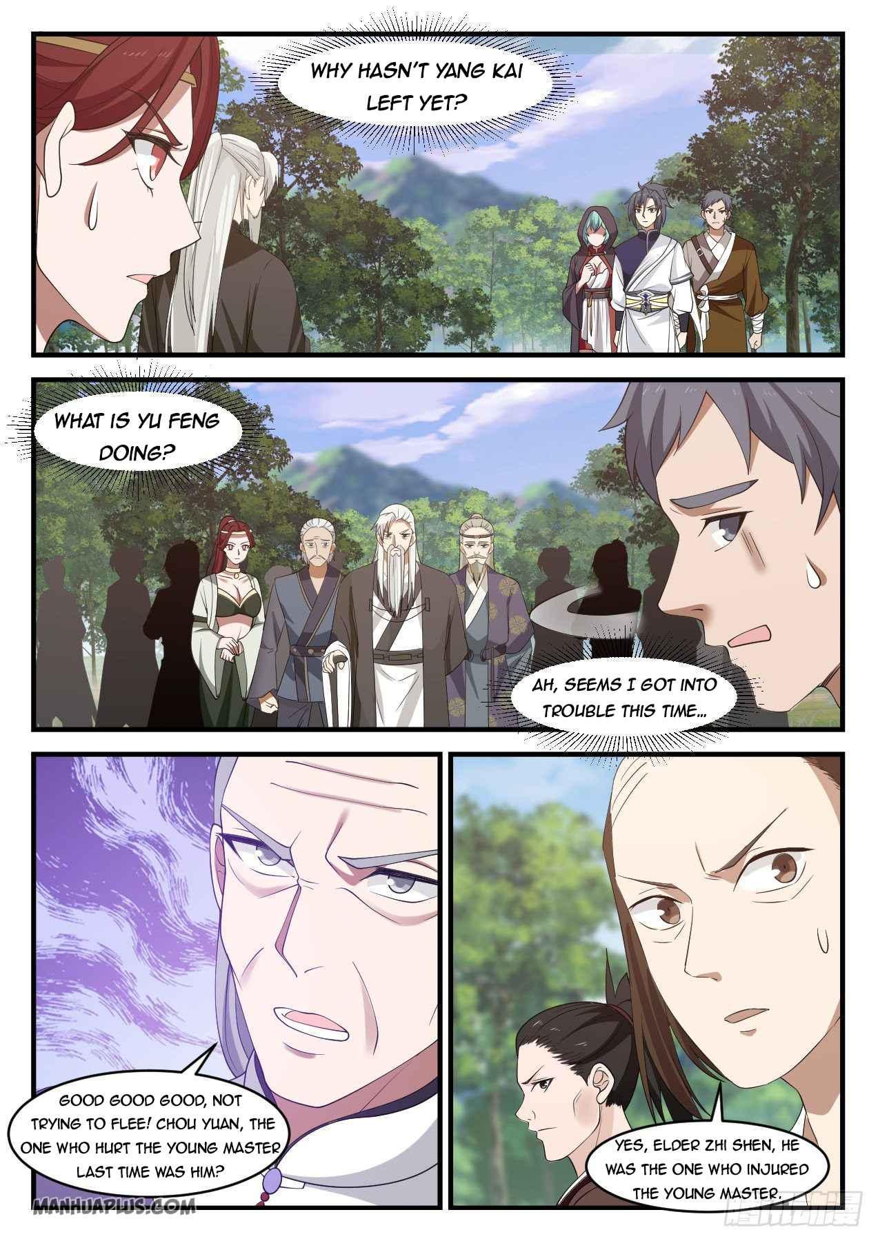 Martial Peak - chapter 1013-eng-li