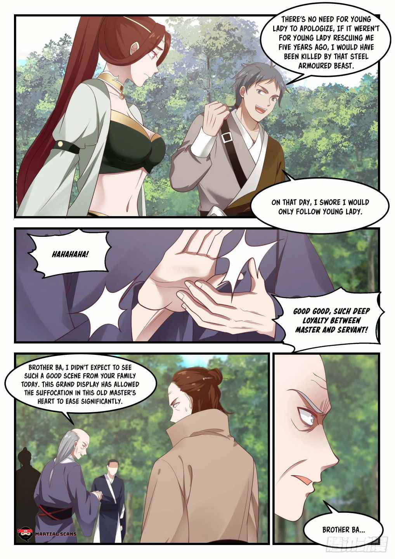 Martial Peak - chapter 1015-eng-li