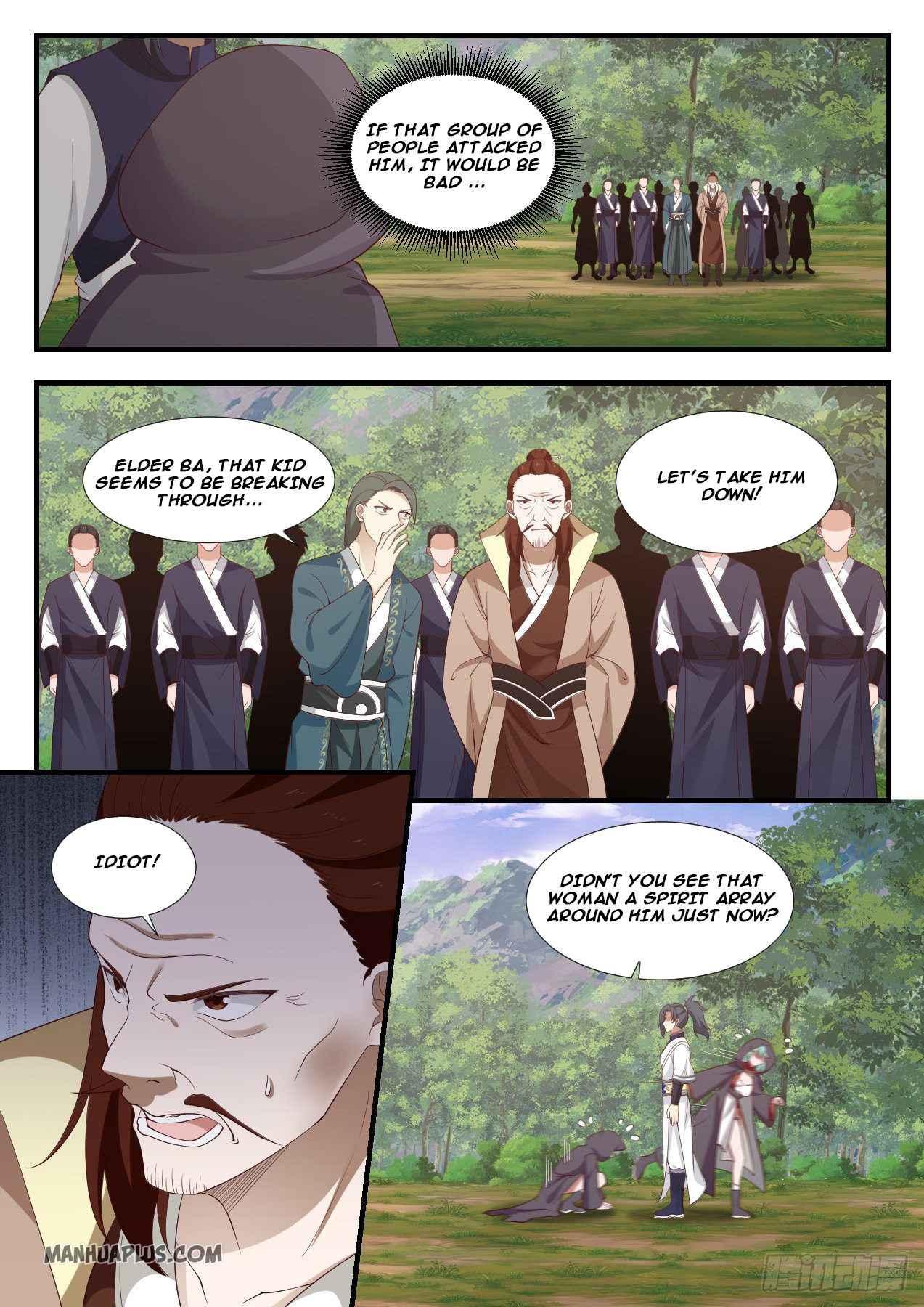 Martial Peak - chapter 1019-eng-li