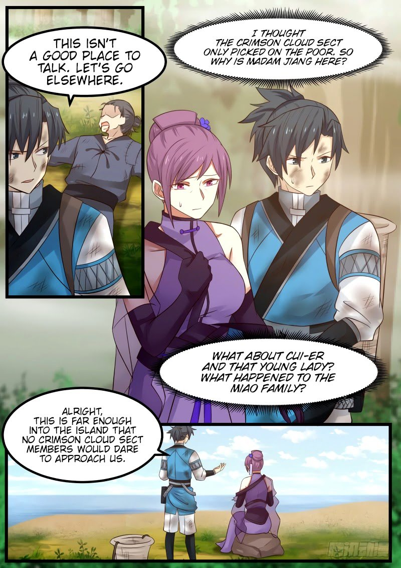 Martial Peak - chapter 102.madam.jiang-eng-li