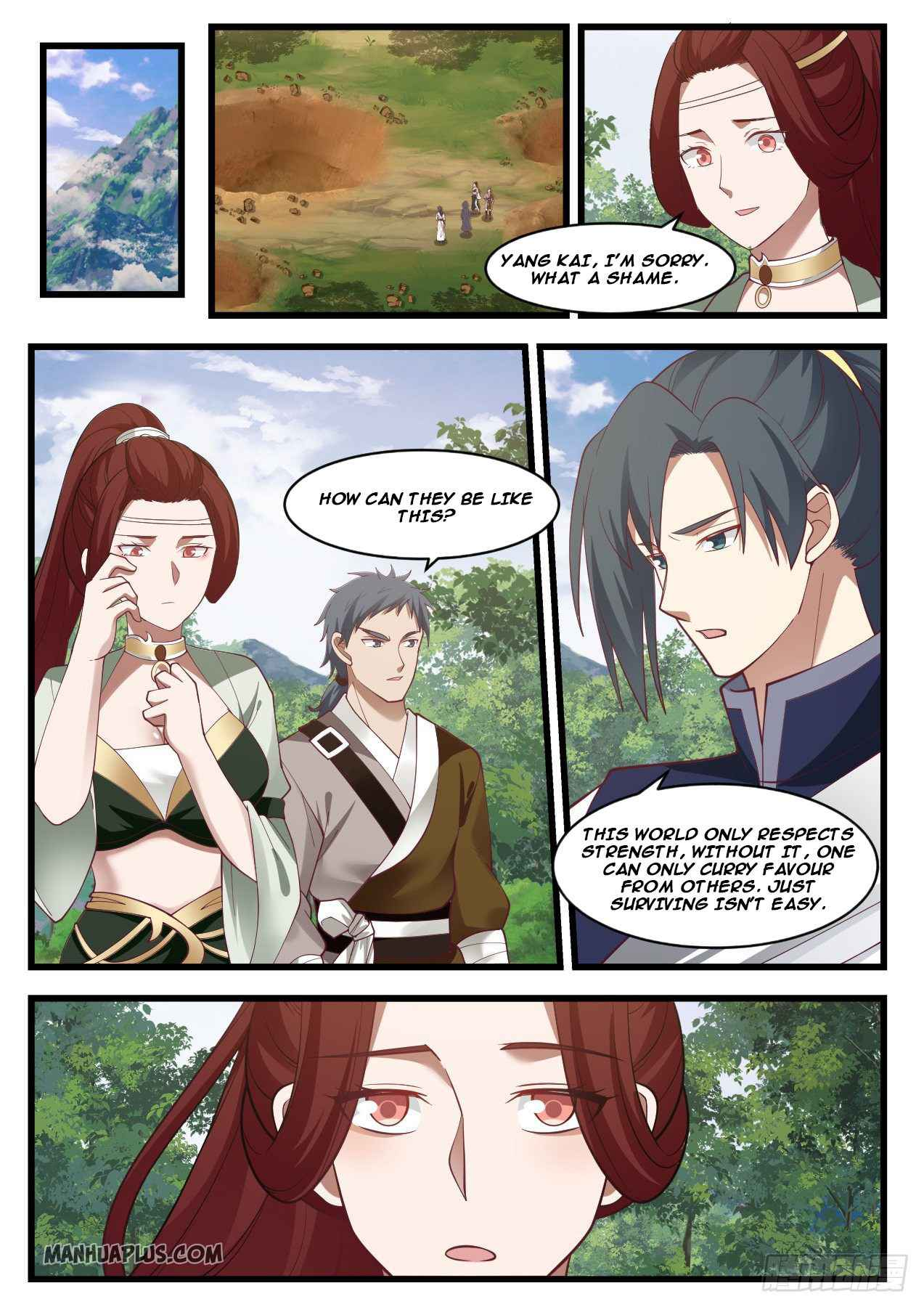 Martial Peak - chapter 1020-eng-li