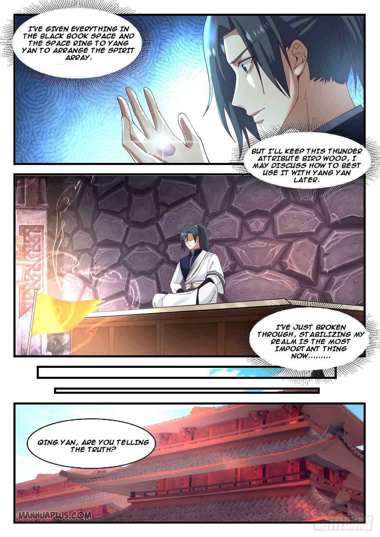 Martial Peak - chapter 1021-eng-li