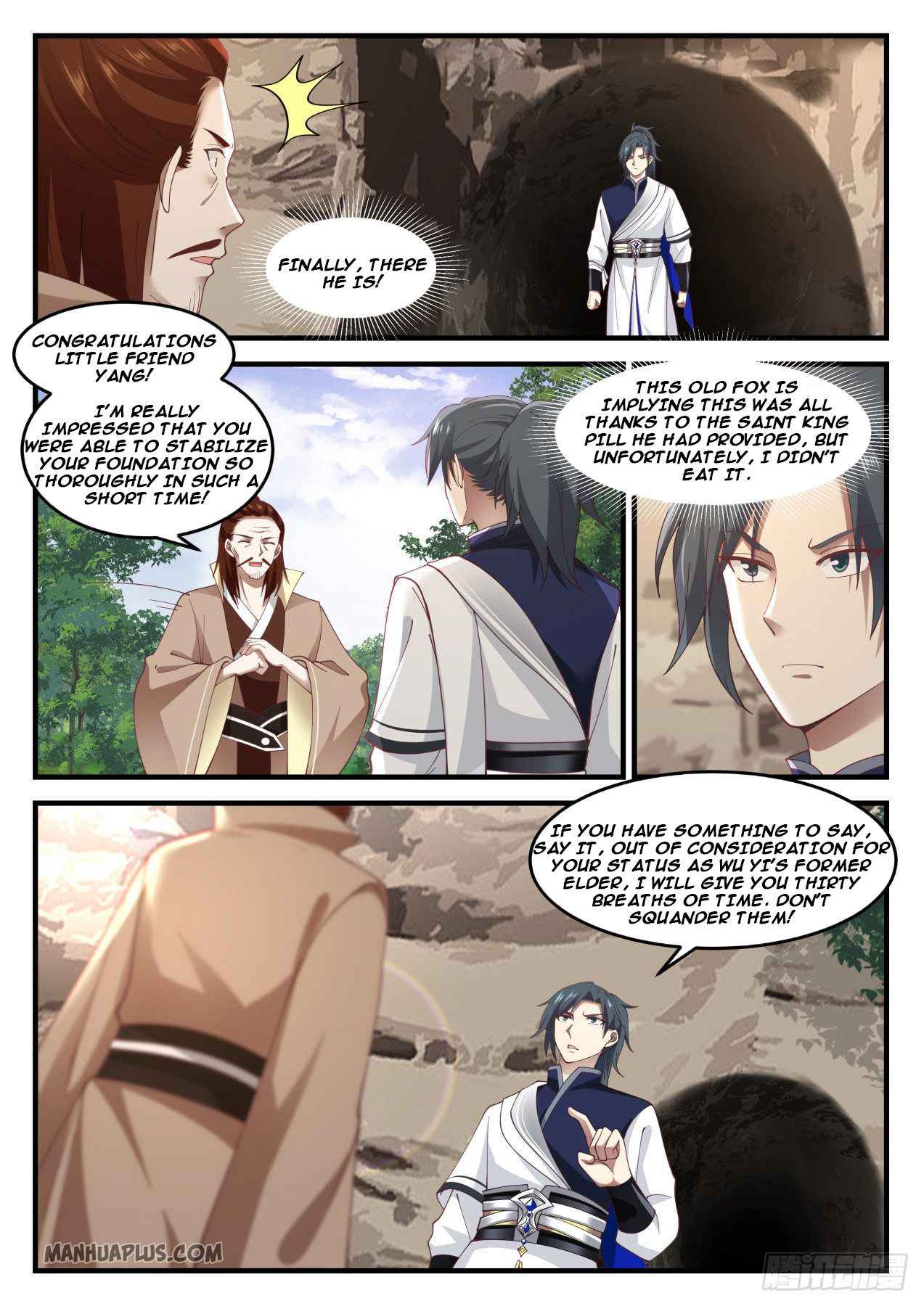 Martial Peak - chapter 1024-eng-li
