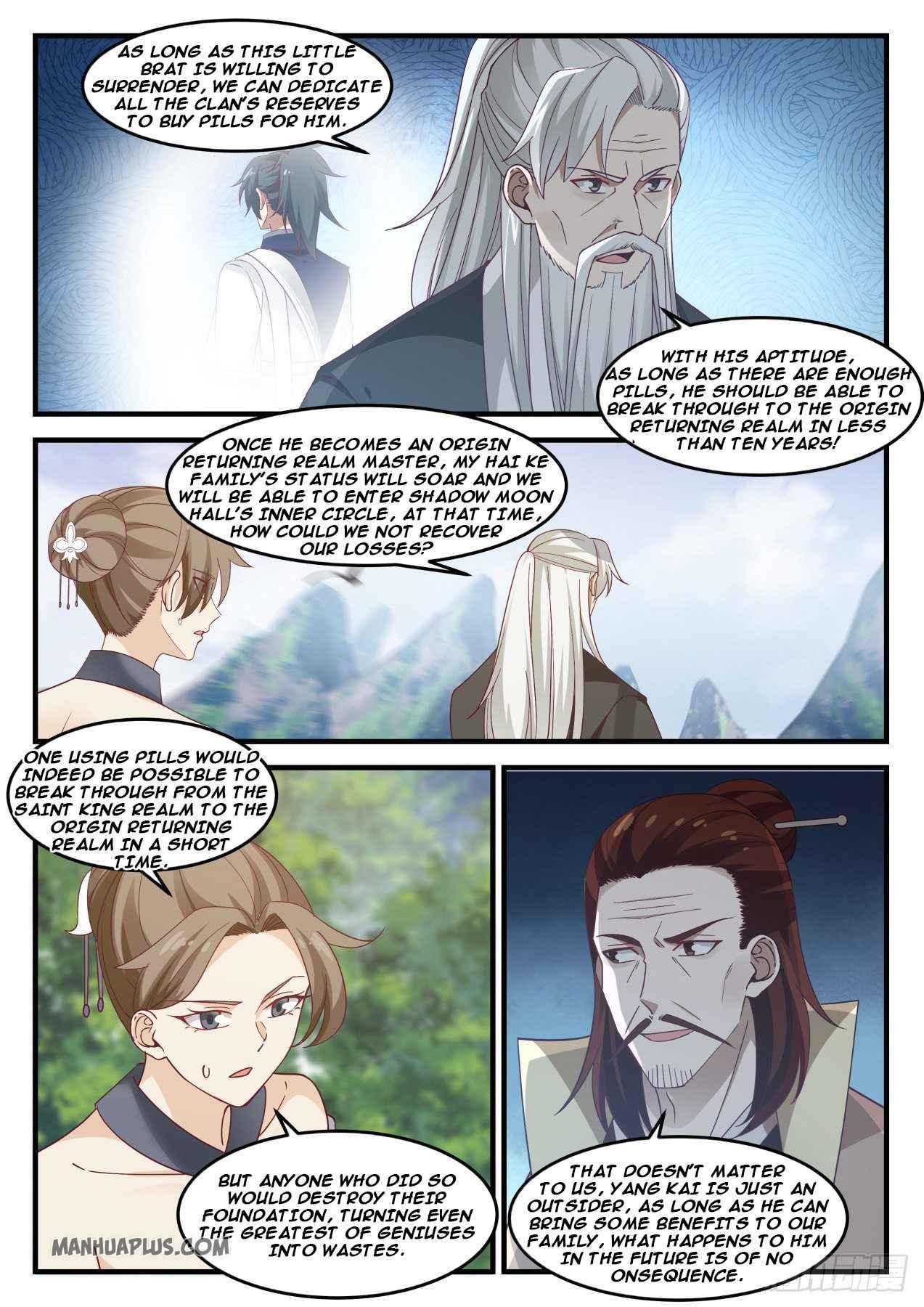 Martial Peak - chapter 1027-eng-li