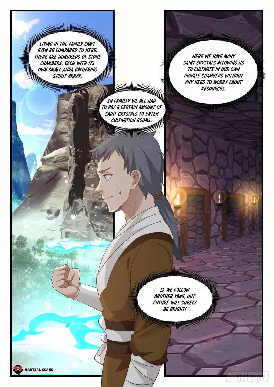 Martial Peak - chapter 1030-eng-li