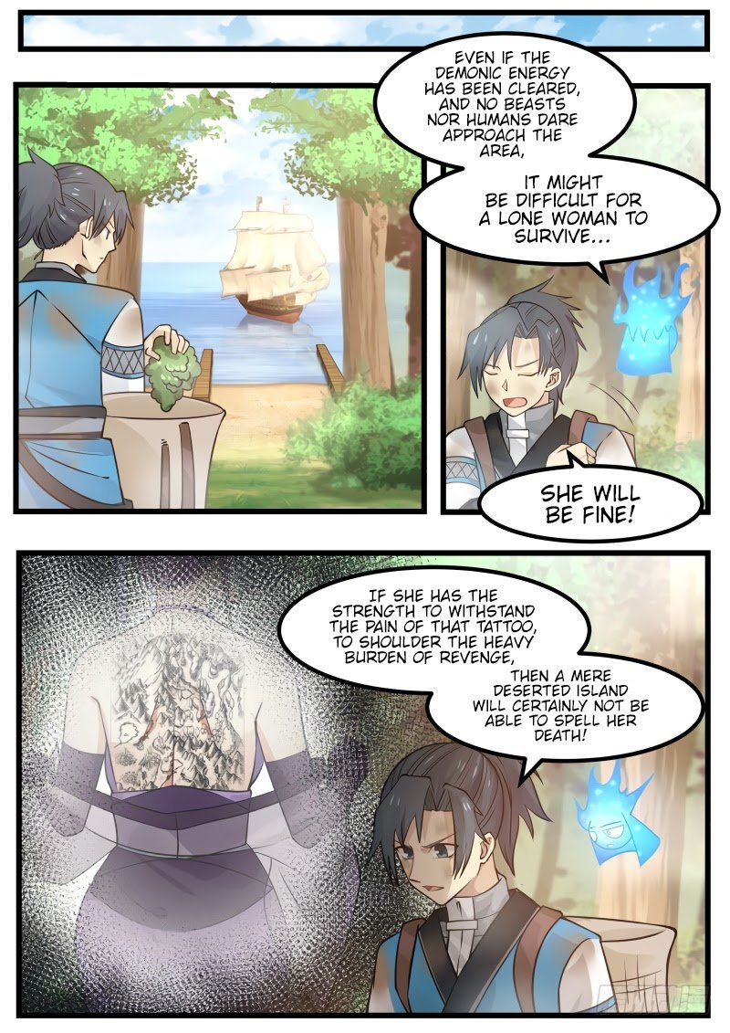 Martial Peak - chapter 104.voyage-eng-li