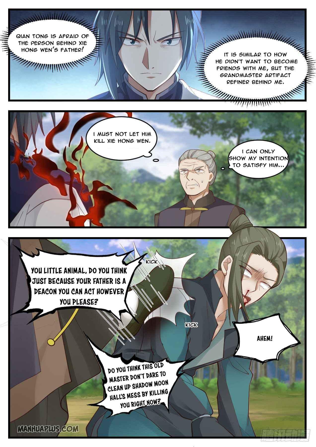 Martial Peak - chapter 1043-eng-li