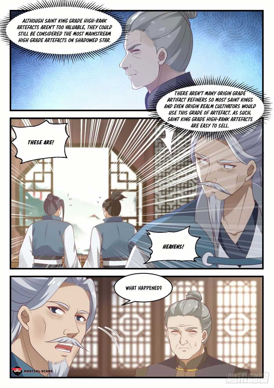 Martial Peak - chapter 1049-eng-li