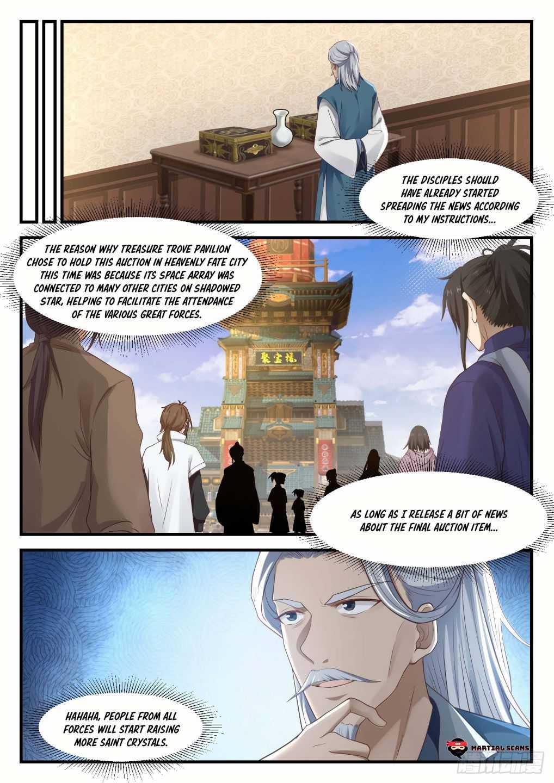 Martial Peak - chapter 1050-eng-li