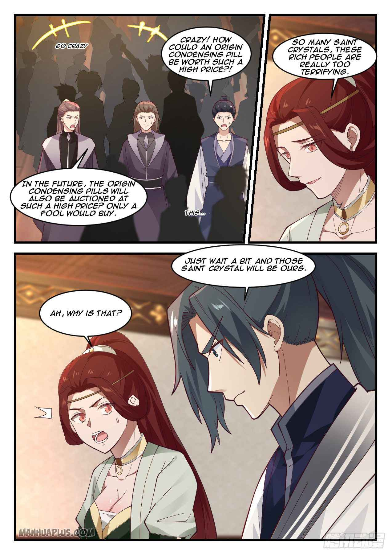 Martial Peak - chapter 1055-eng-li