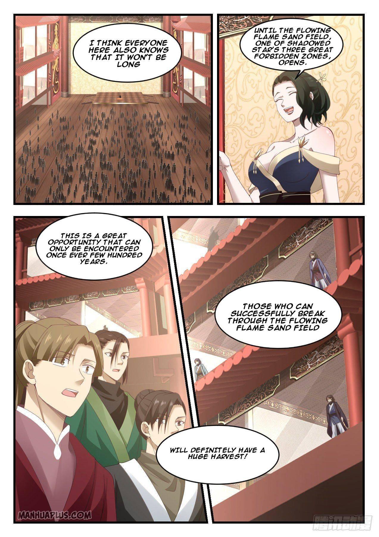 Martial Peak - chapter 1057-eng-li