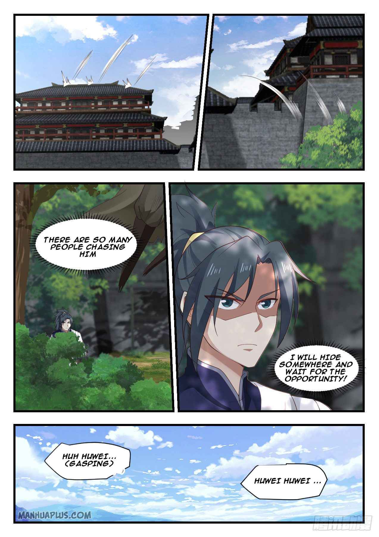 Martial Peak - chapter 1058-eng-li