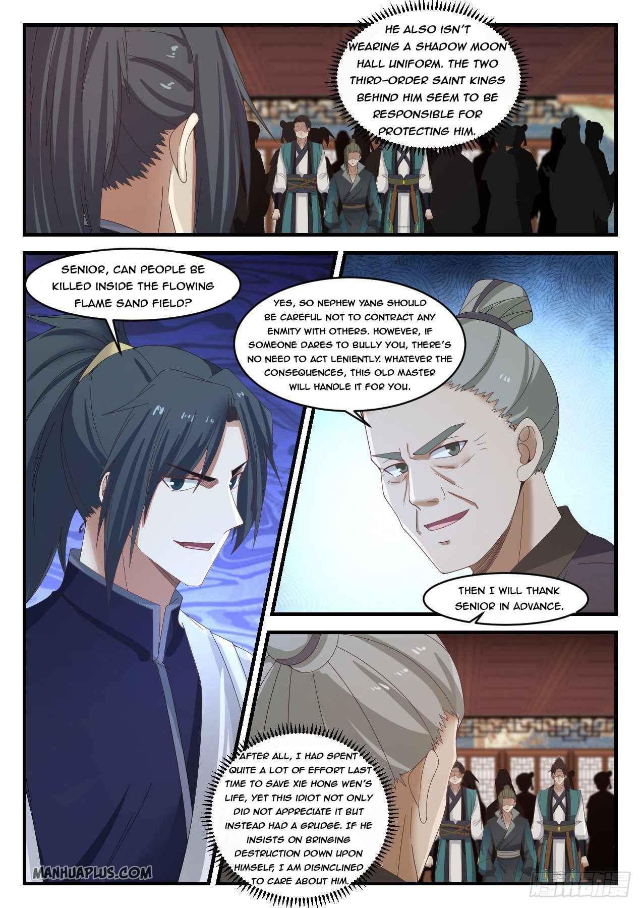 Martial Peak - chapter 1067-eng-li