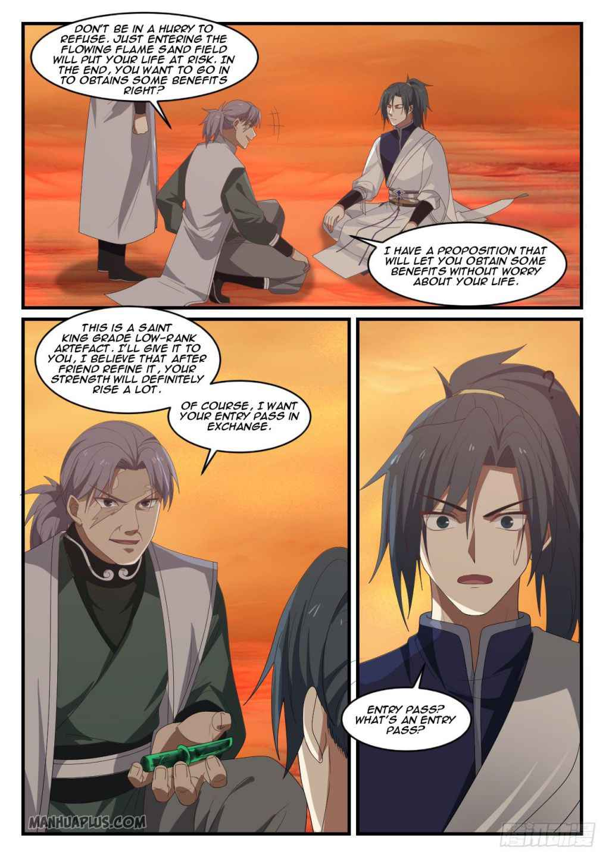 Martial Peak - chapter 1069-eng-li