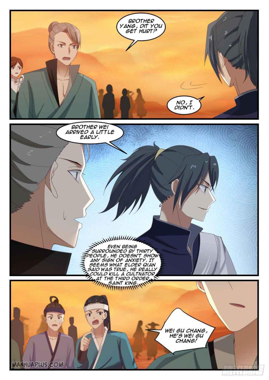 Martial Peak - chapter 1070-eng-li
