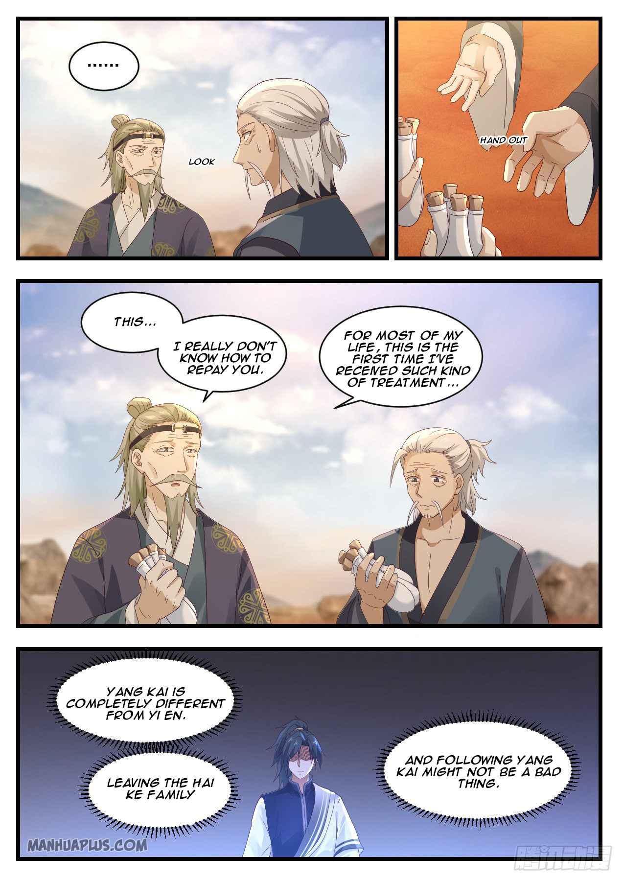 Martial Peak - chapter 1073-eng-li