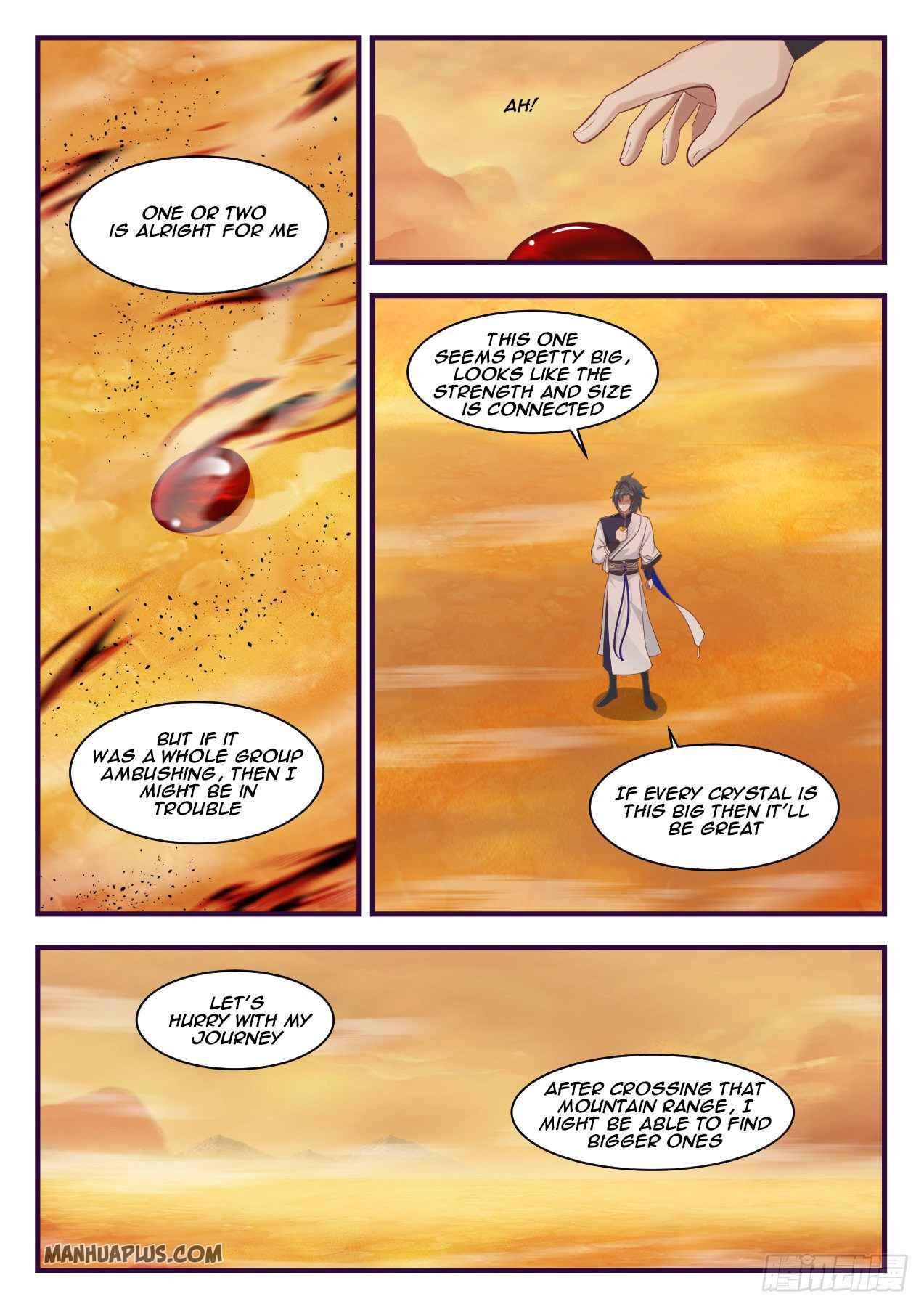 Martial Peak - chapter 1075-eng-li