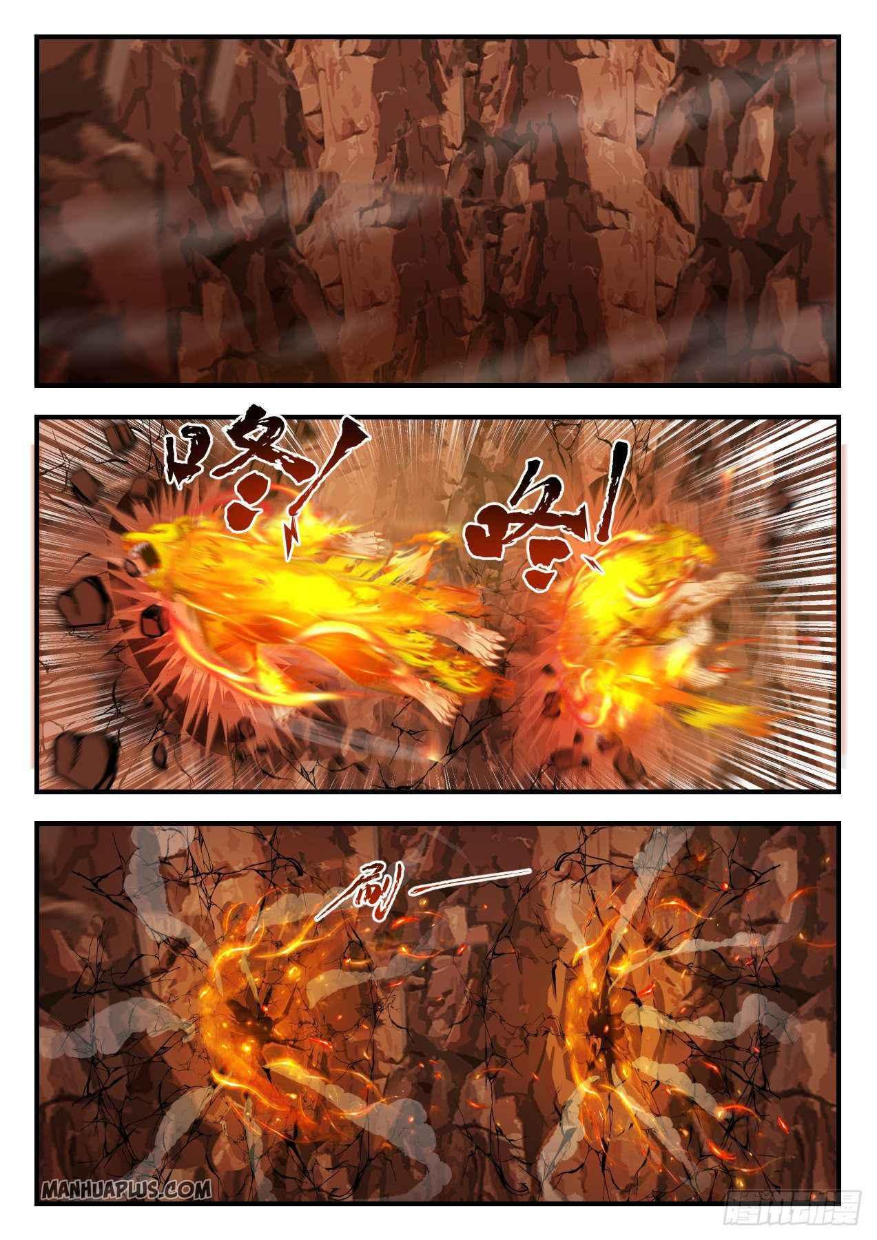 Martial Peak - chapter 1076-eng-li