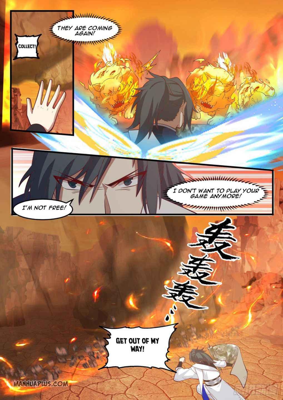 Martial Peak - chapter 1079-eng-li