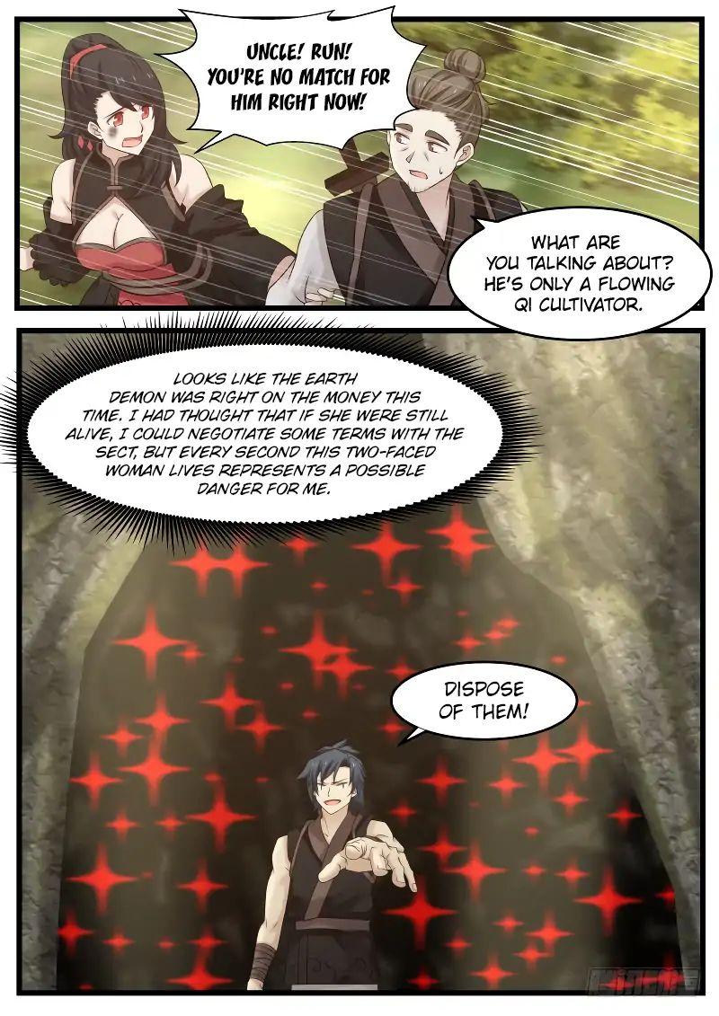 Martial Peak - chapter 117-eng-li