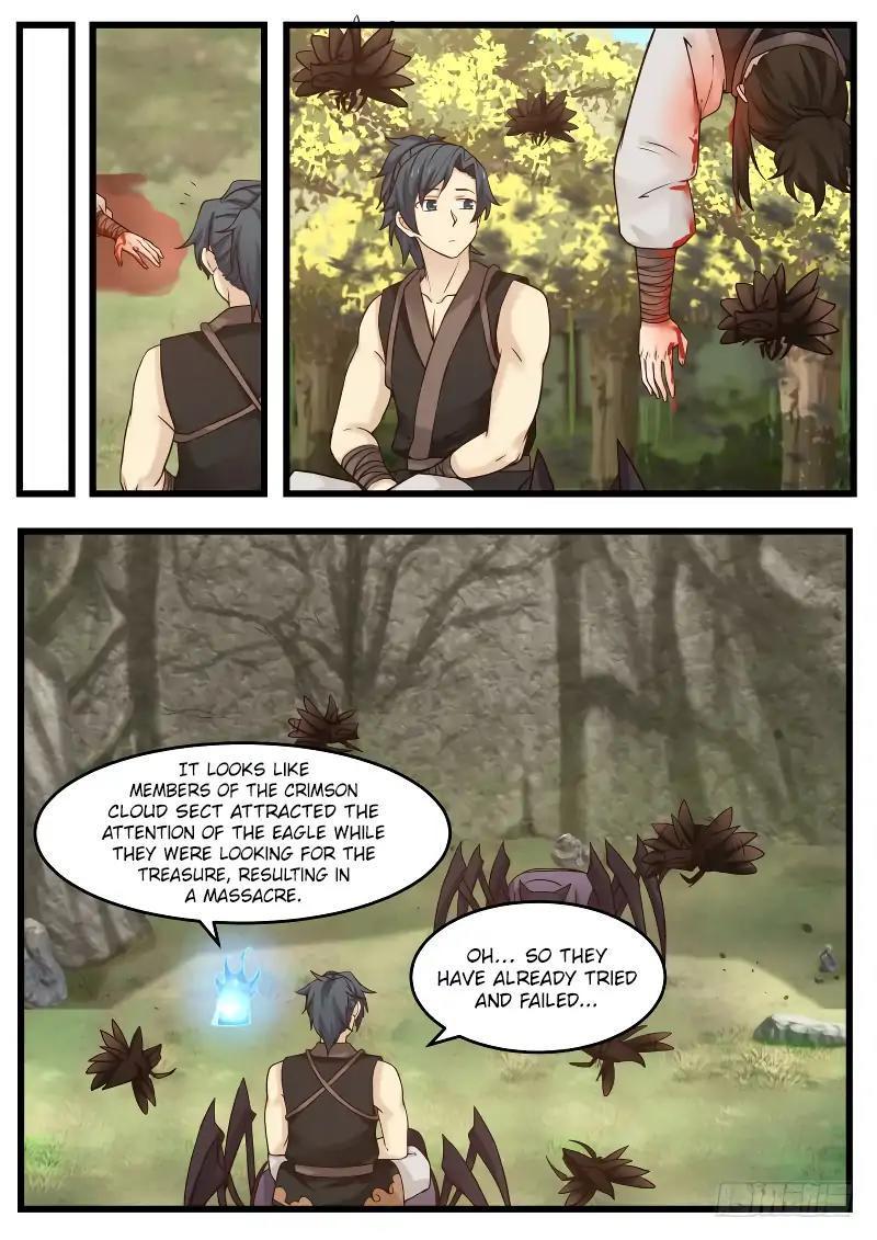 Martial Peak - chapter 119-eng-li