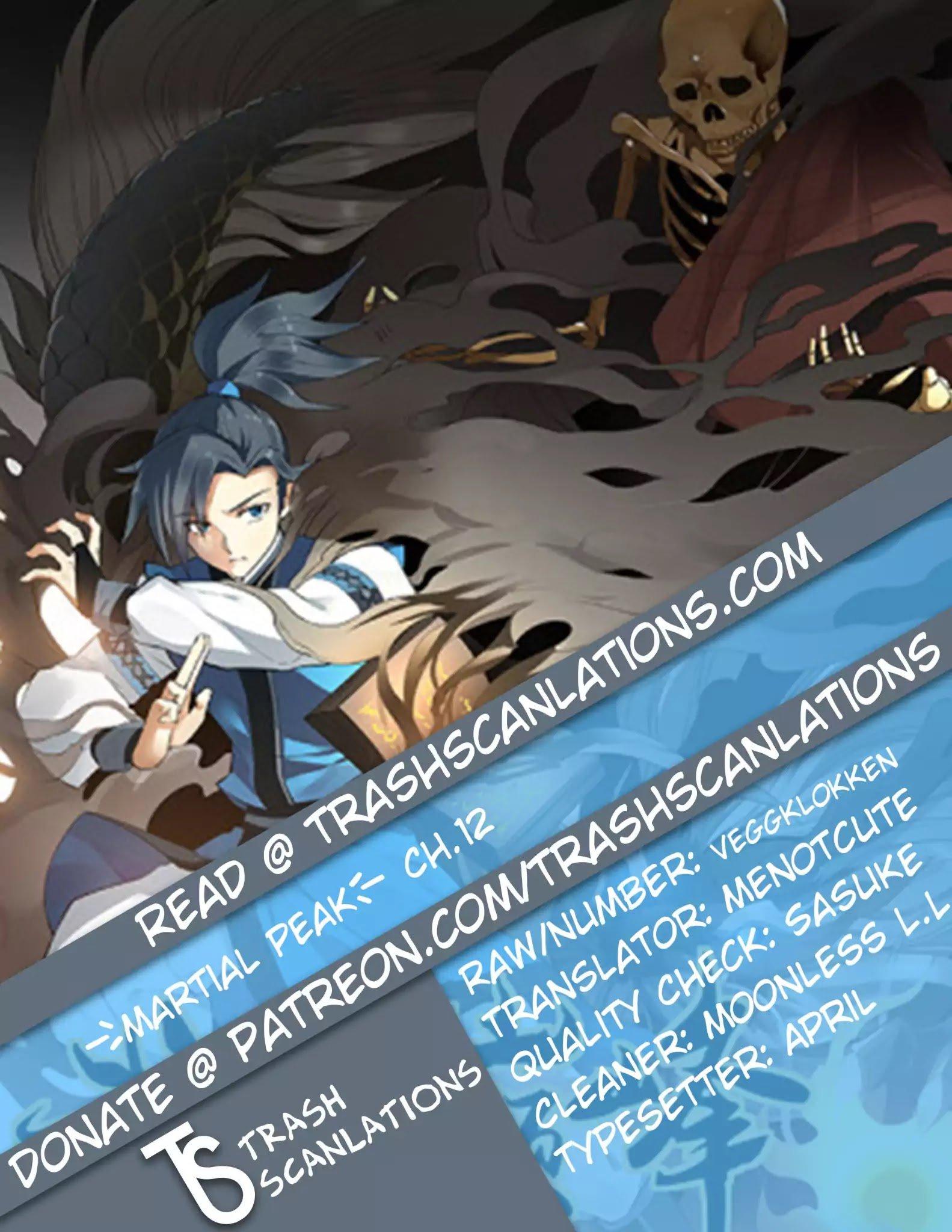 Martial Peak - chapter 12-eng-li
