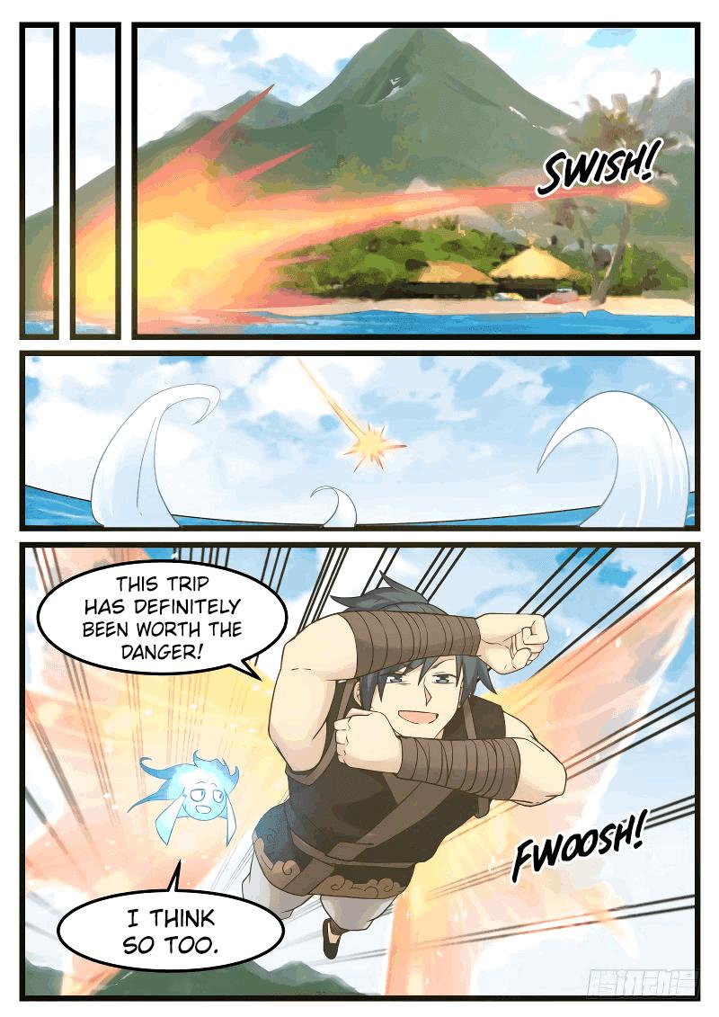 Martial Peak - chapter 122.ancient.cloud.island-eng-li