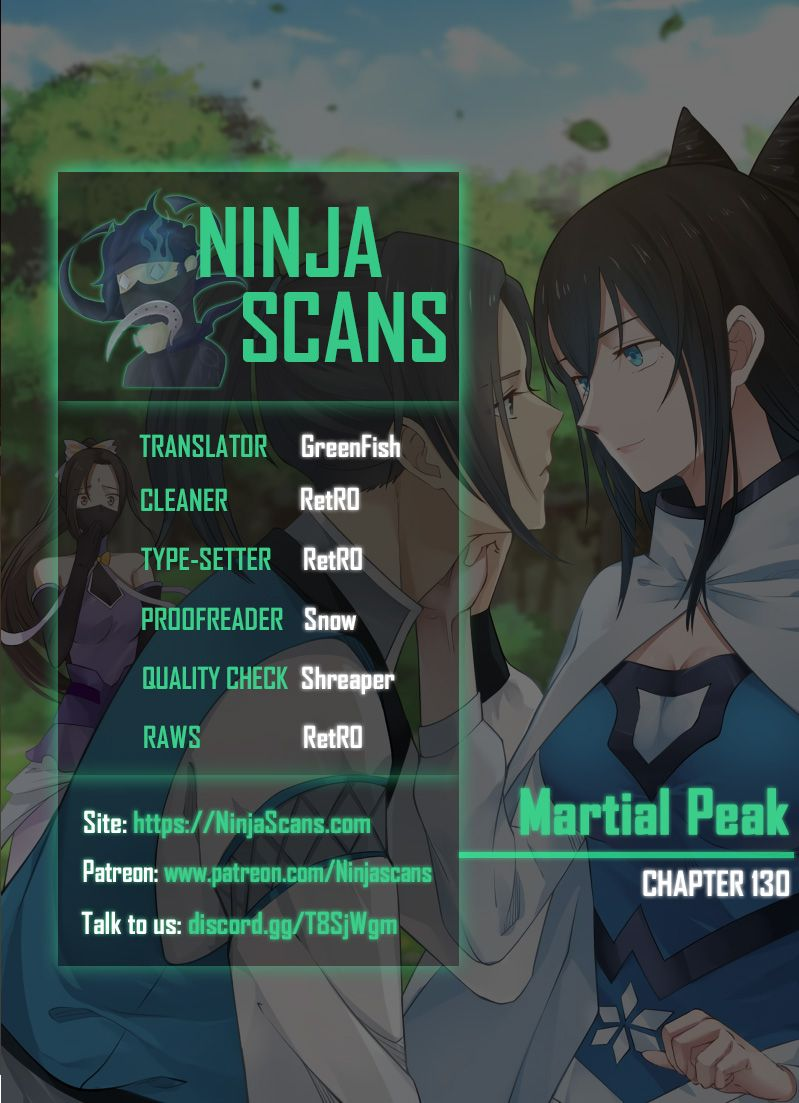 Martial Peak - chapter 130-eng-li