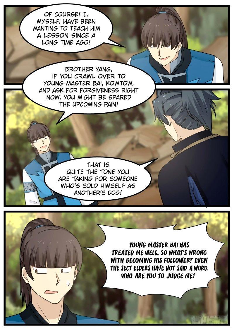 Martial Peak - chapter 134-eng-li