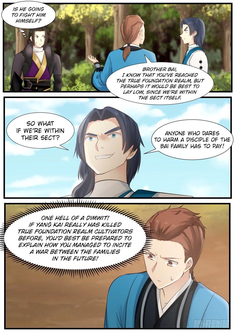 Martial Peak - chapter 135-eng-li