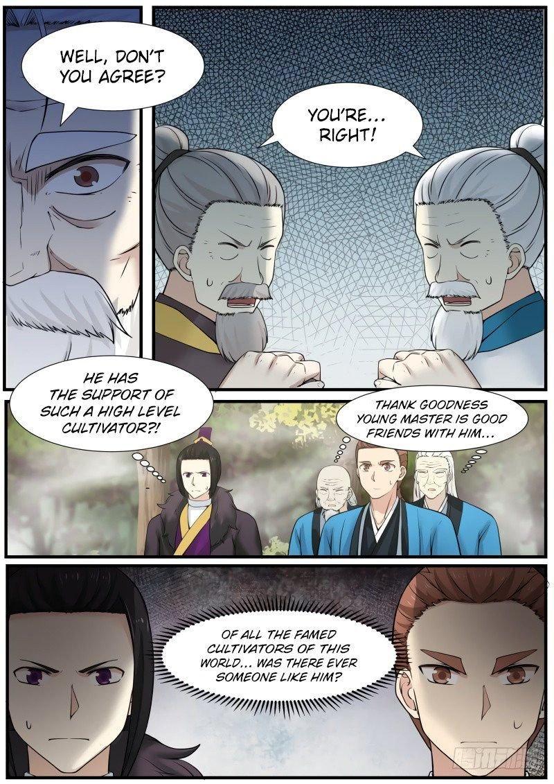 Martial Peak - chapter 137-eng-li
