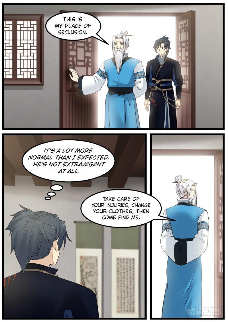 Martial Peak - chapter 139-eng-li