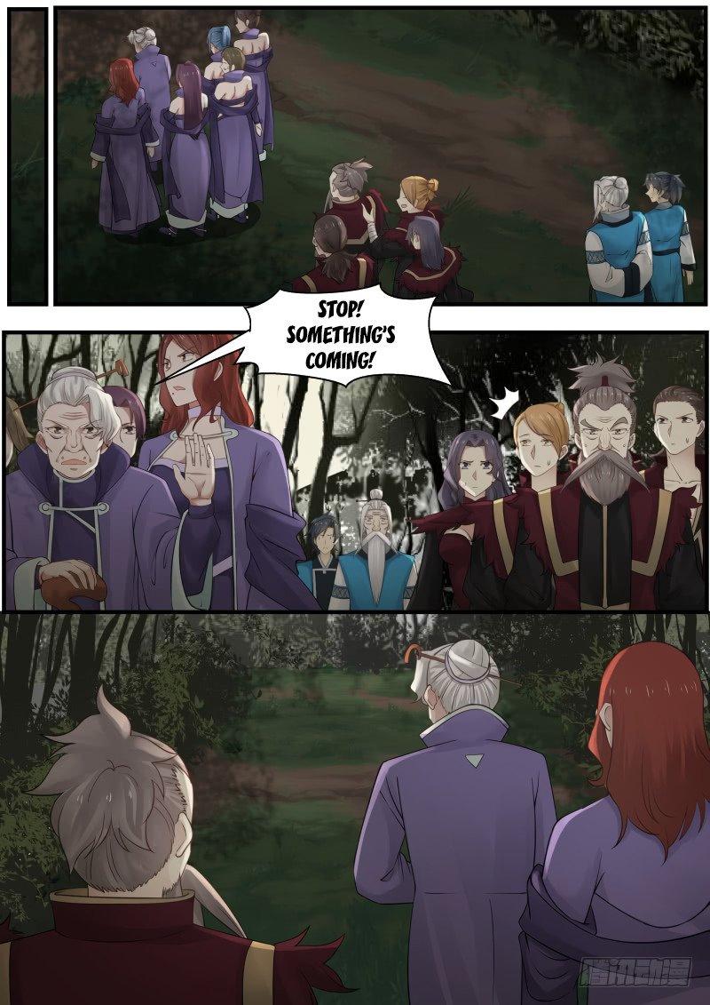 Martial Peak - chapter 143-eng-li