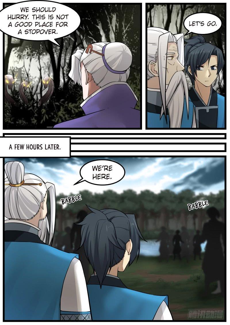 Martial Peak - chapter 144-eng-li