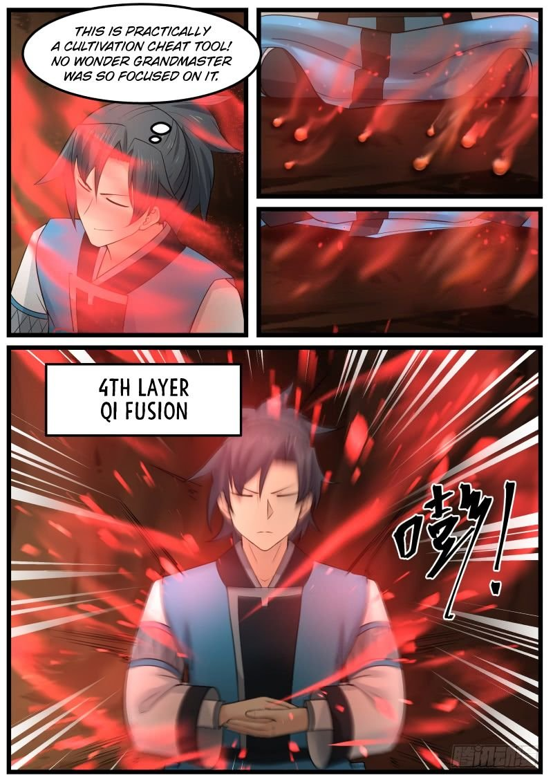 Martial Peak - chapter 149-eng-li