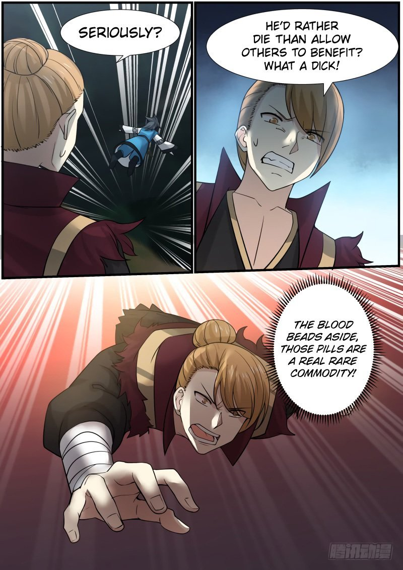 Martial Peak - chapter 151.version.ninja-eng-li