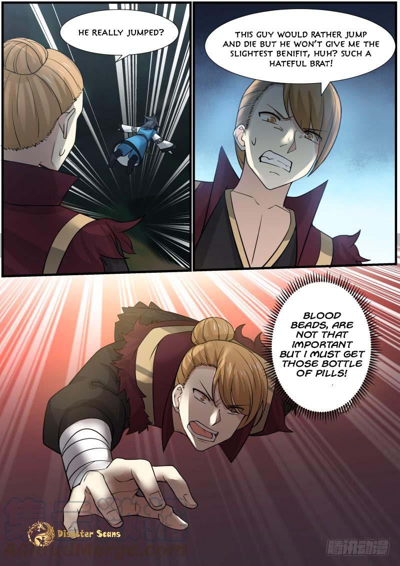 Martial Peak - chapter 151-eng-li