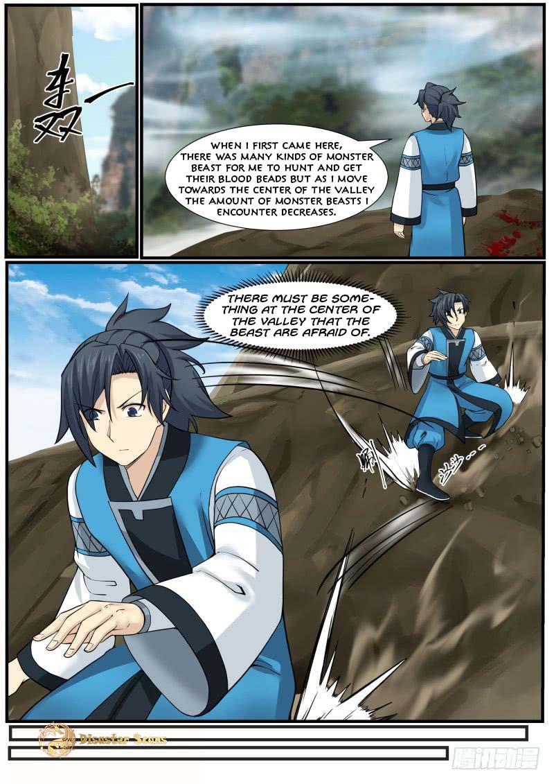 Martial Peak - chapter 153-eng-li
