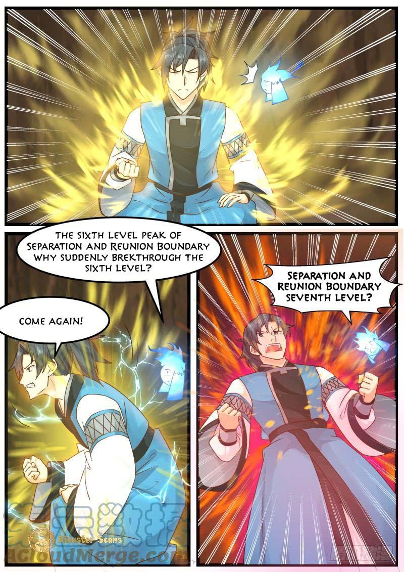 Martial Peak - chapter 154-eng-li