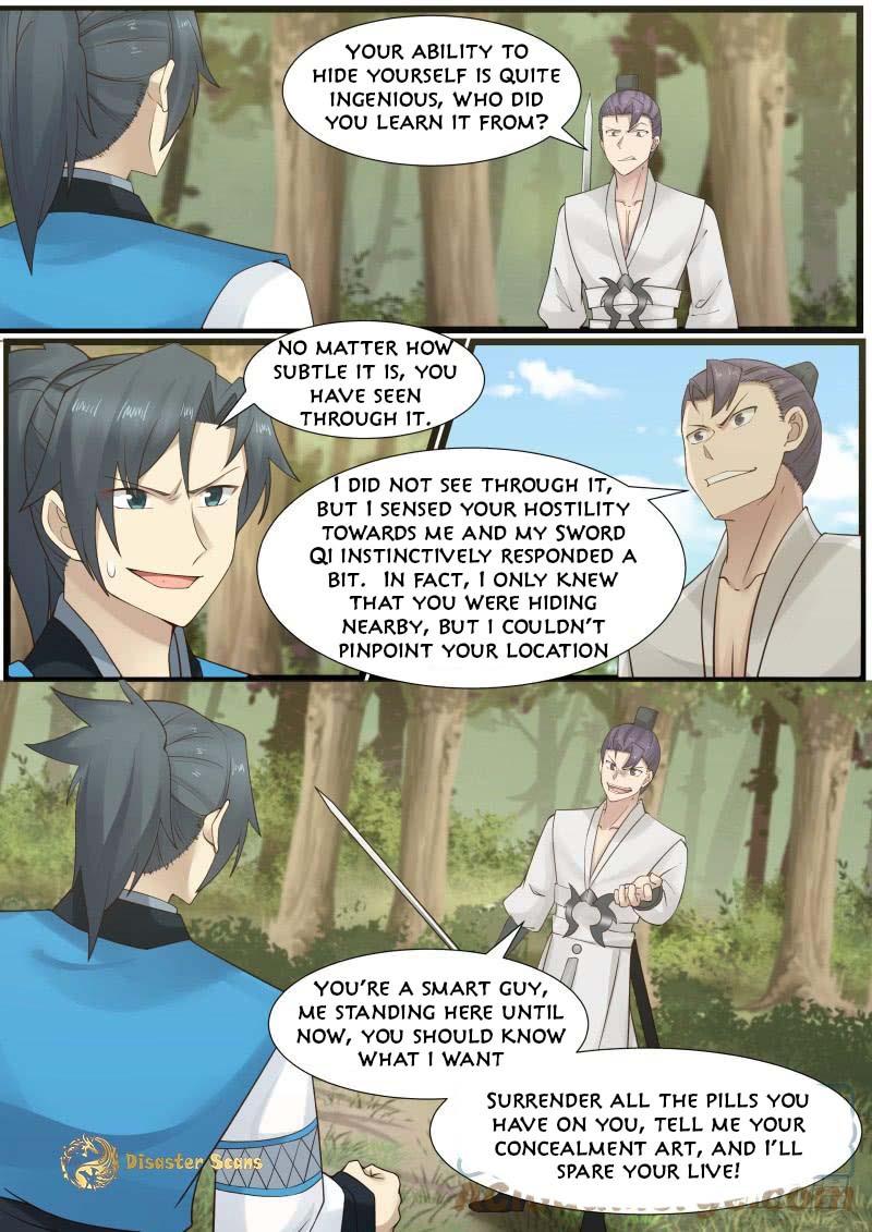 Martial Peak - chapter 159-eng-li