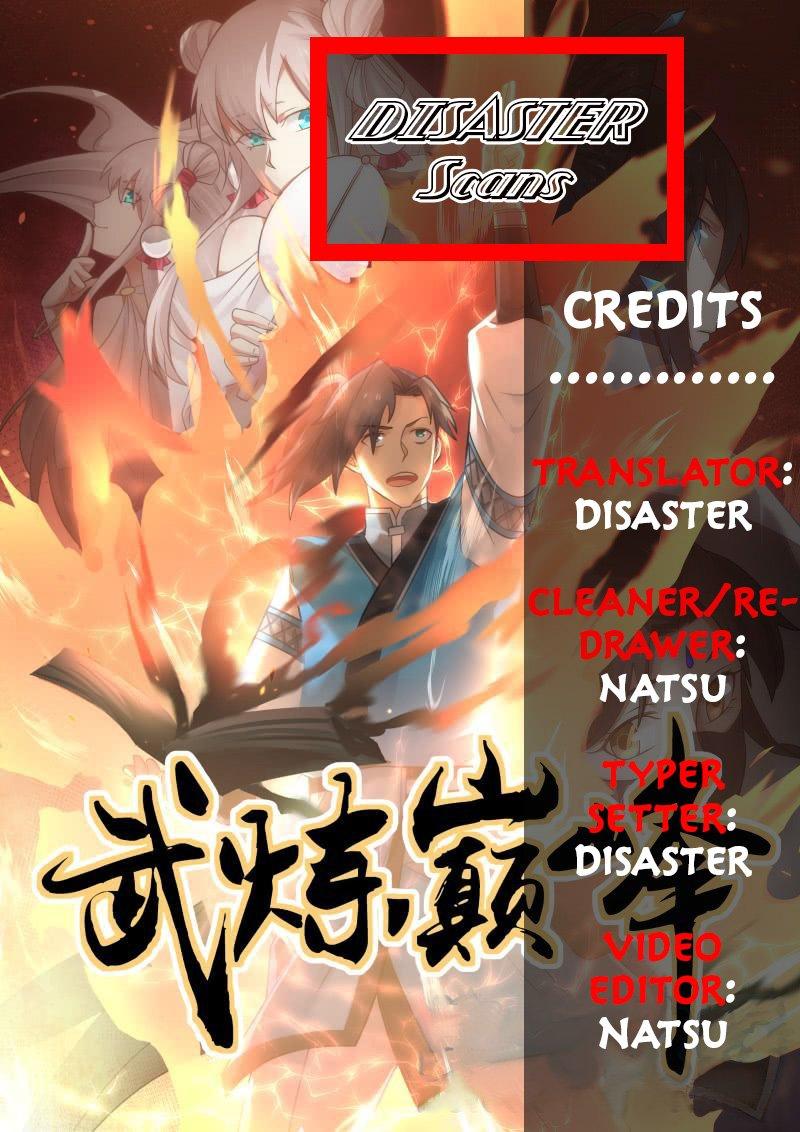 Martial Peak - chapter 161-eng-li