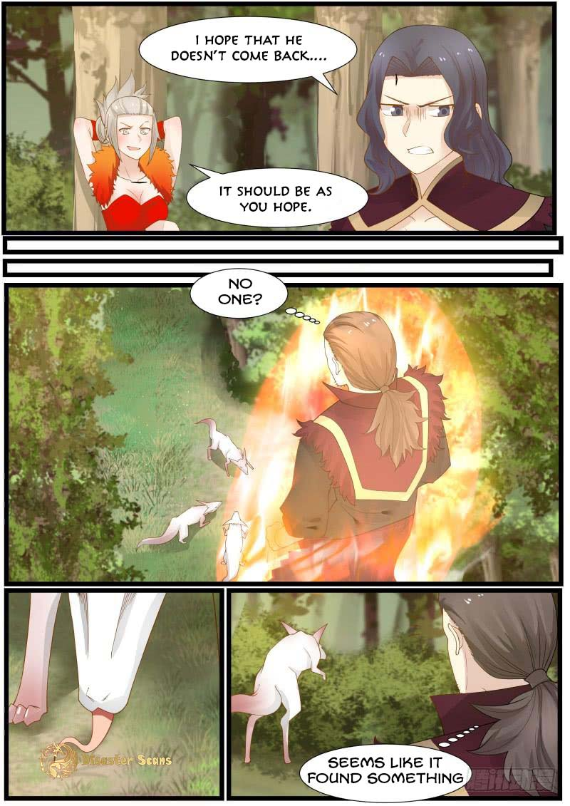 Martial Peak - chapter 165-eng-li