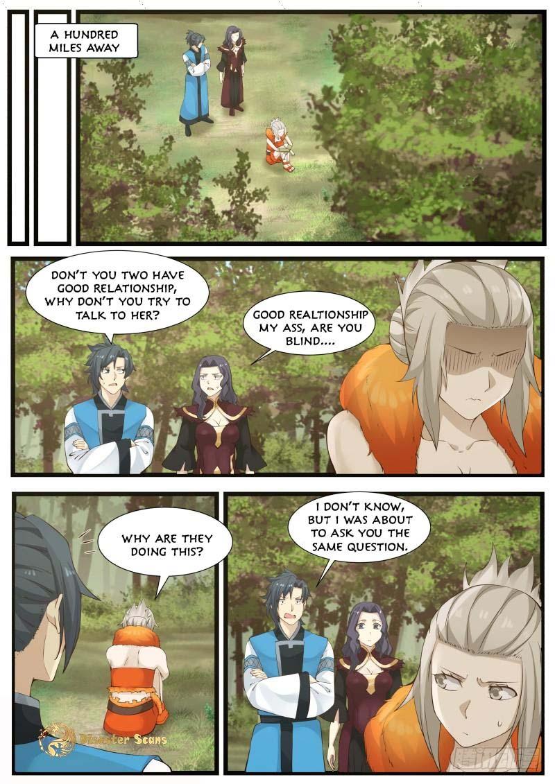 Martial Peak - chapter 176-eng-li