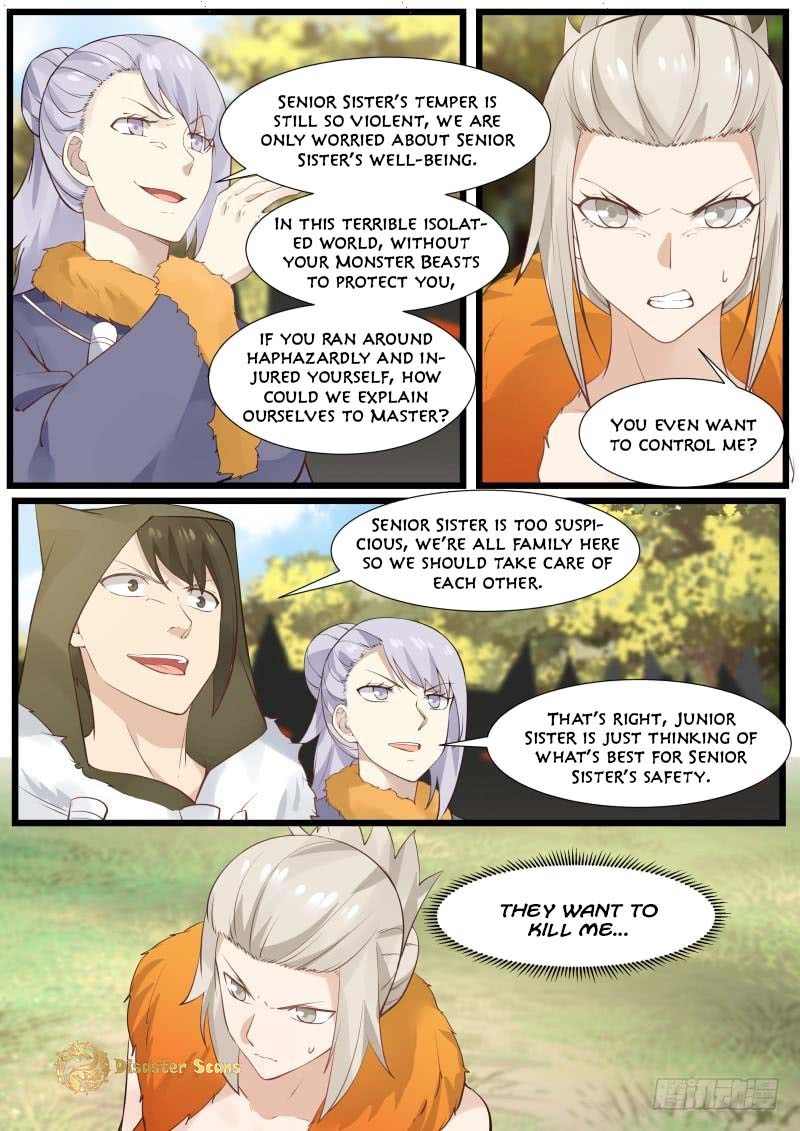Martial Peak - chapter 178-eng-li