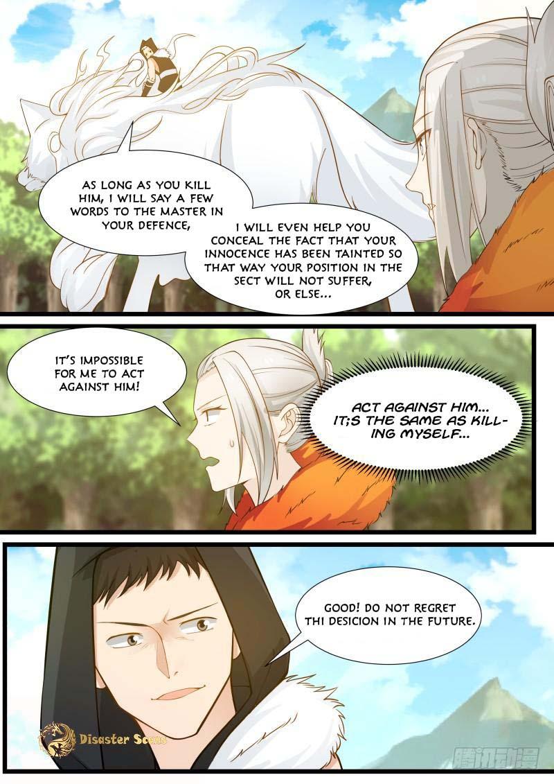 Martial Peak - chapter 189-eng-li