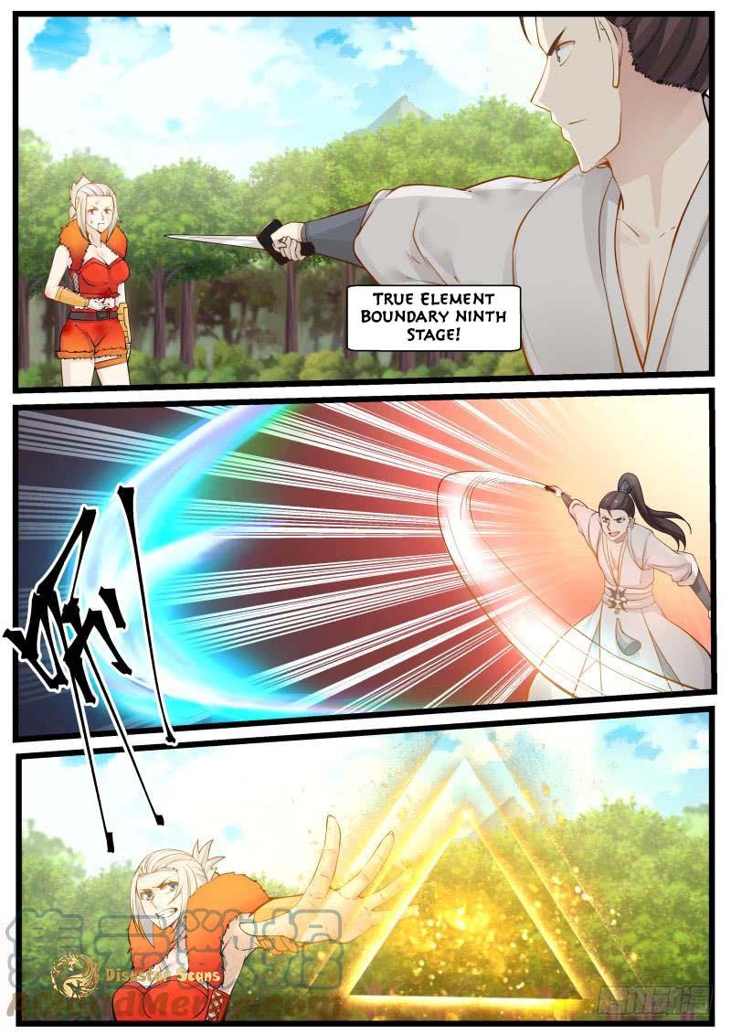 Martial Peak - chapter 194-eng-li